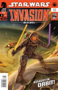 Invasion #7: Rescues, Part 2