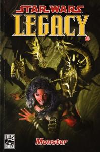 Sonderband #56: Legacy VIII: Monster