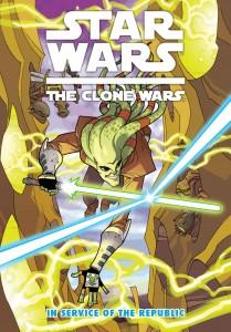 The Clone Wars Volume 2: In Service of the Republic