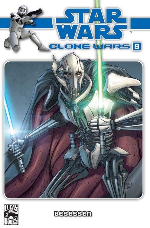 Clone Wars #9: Besessen (20.07.2010)