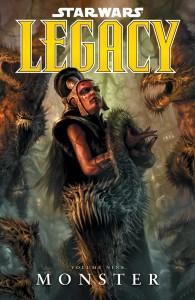 Legacy Volume 9: Monster