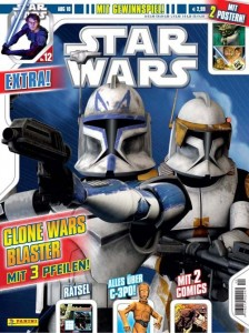 The Clone Wars #12 (Magazin)