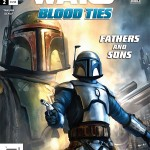 Blood Ties: A Tale of Jango and Boba Fett #2 (29.09.2010)