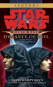 Darth Bane: Dynasty of Evil (2014, Legends-Cover)