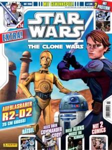 The Clone Wars #14 (Panini)