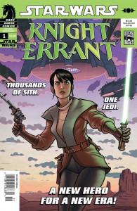 Knight Errant: Aflame #1 (Joe Quinones Cover)