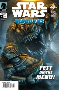 Blood Ties: A Tale of Jango and Boba Fett #4 (24.11.2010)