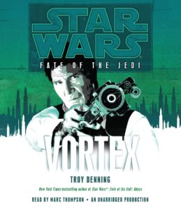 Fate of the Jedi 7: Vortex (2010, CD)