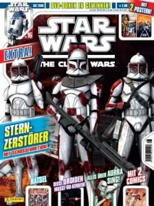 The Clone Wars #16 (Panini)