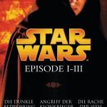 Star Wars: Episode I-III: Die komplette Trilogie in einem Band (2010, Paperback)