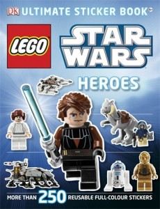 LEGO Star Wars: Heroes - Ultimate Sticker Book (20.01.2011)