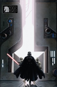 Darth Vader and the Lost Command #1 (Variant Cover) (26.01.2011)
