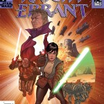 Knight Errant: Aflame #5