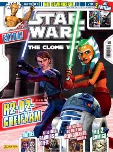 The Clone Wars #19 (Panini)