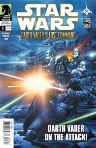 Darth Vader and the Lost Command #3 (30.03.2011)