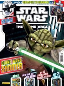 The Clone Wars #20 (Panini)