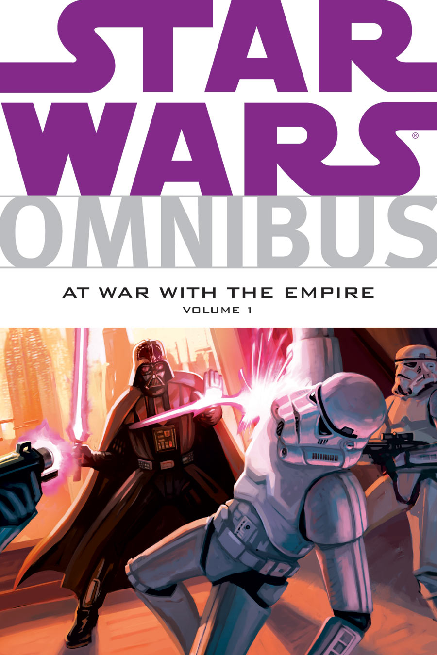 Star Wars Omnibus: At War with the Empire Volume 1 (09.03.2011)
