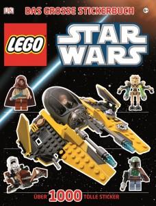 LEGO Star Wars: Das große Stickerbuch (22.04.2011)