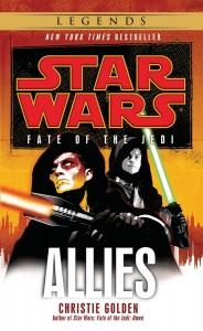 Fate of the Jedi 5: Allies (2014, Legends-Cover)