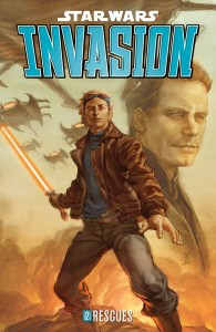 Invasion Volume 2: Rescues