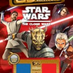 The Clone Wars: 3D Spring Activity Annual 2011 (01.04.2011)
