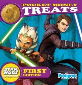 The Clone Wars: Pocket Money Treats (01.04.2011)
