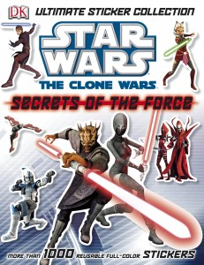 The Clone Wars: Secrets of the Force: Ultimate Sticker Collection (18.04.2011)
