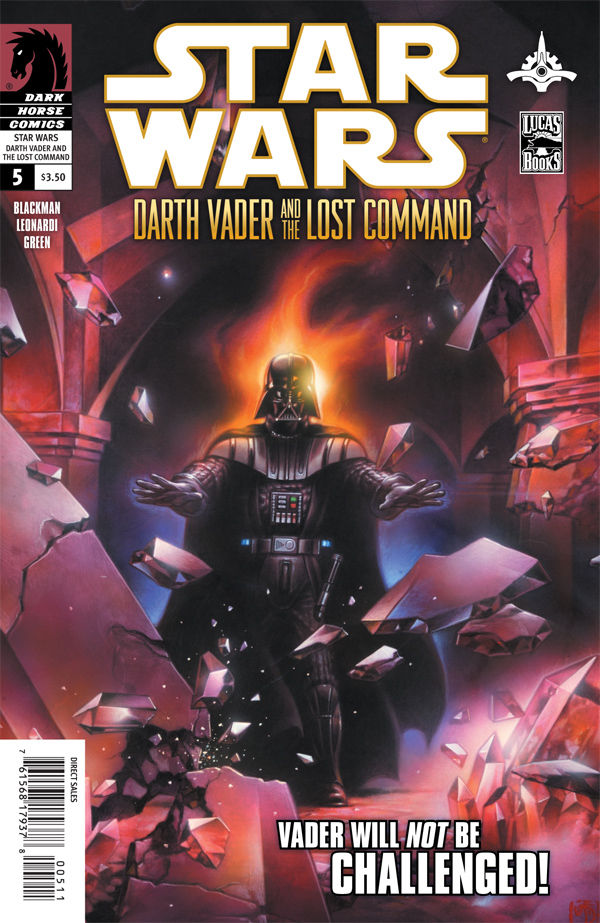 Darth Vader and the Lost Command #5 (25.05.2011)