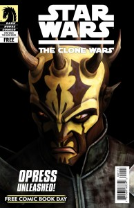 The Clone Wars: Opress Unleashed