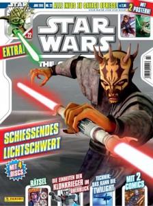 The Clone Wars #22 (Panini)