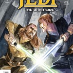 Jedi: The Dark Side #1 (Mahmud Asrar Cover)