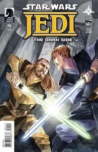 Jedi: The Dark Side #1 (Mahmud Asrar Cover)
