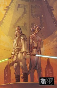 Jedi: The Dark Side #1 (Stéphane Roux Variant Cover)