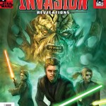 Invasion #12: Revelations, Part 1 (Chris Scalf Regular Cover)