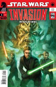 Invasion #12: Revelations, Part 1 (Chris Scalf Regular Cover)