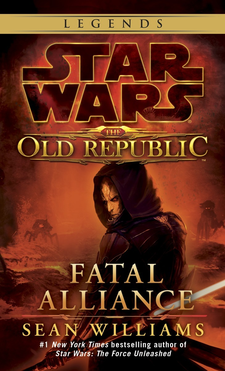 The Old Republic: Fatal Alliance (Legends-Cover)