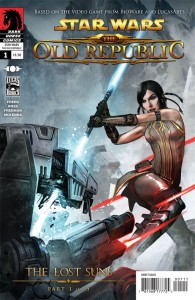 The Old Republic: The Lost Suns #1