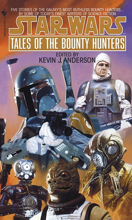 Tales of the Bounty Hunters (Cover bis 2014)