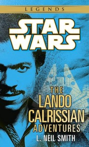 The Lando Calrissian Adventures (Legends Cover)