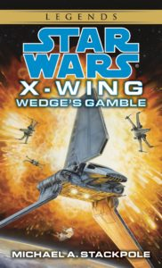 X-Wing: Wedge's Gamble (Legends-Cover)