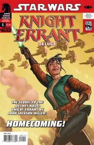 Knight Errant: Deluge #1 (Joe Quinones Cover)