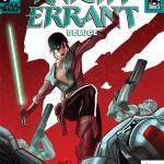 Knight Errant: Deluge #1 (Paul Renaud Variant Cover)