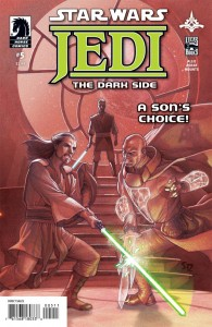 Jedi: The Dark Side #5