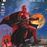 Crimson Empire III: Empire Lost #1 (Dave Dorman cover)