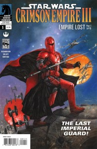Crimson Empire III: Empire Lost #1 (Dave Dorman cover)