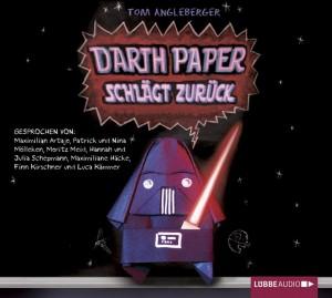 Darth Paper schlägt zurück - Ein Origami-Yoda-Roman (14.10.2011)