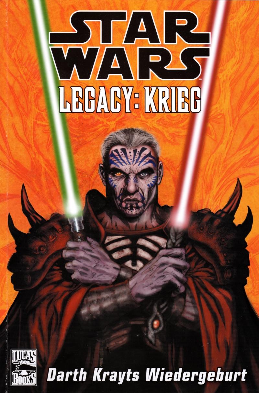 Sonderband #64: Legacy: Krieg – Darth Krayts Wiedergeburt