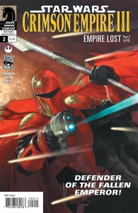 Crimson Empire III: Empire Lost #2