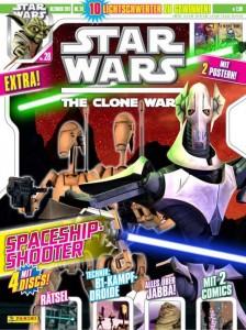 The Clone Wars #28 (Panini)