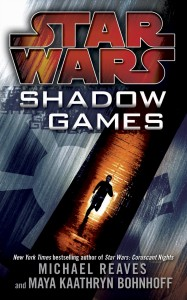 Shadow Games von Michael Reaves & Maya Kaathryn Bohnhoff